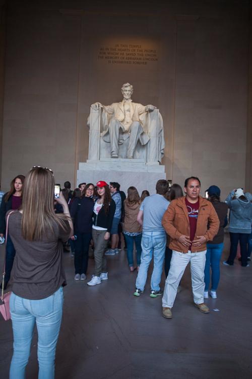Lincoln Memorial-9156