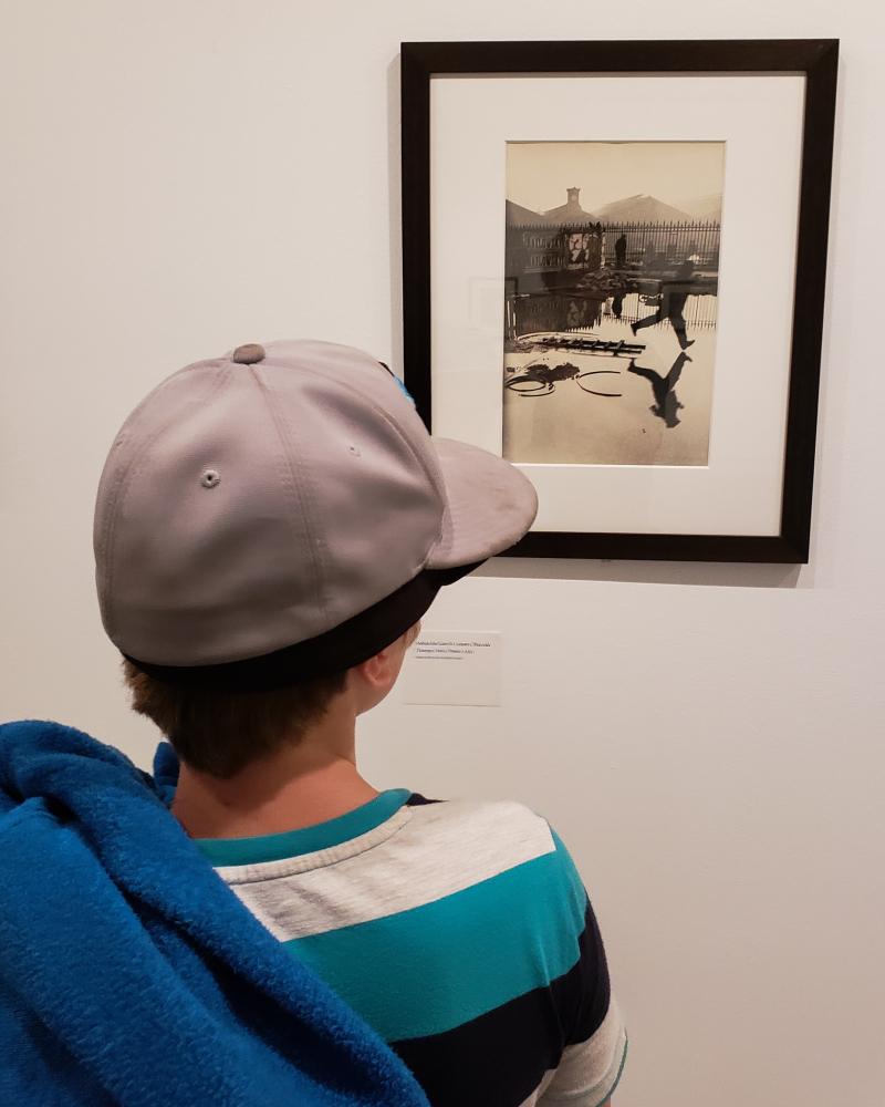 Mason and Cartier-Bresson